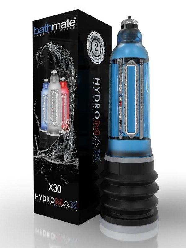 Гидропомпа Hydromax X30 – синий