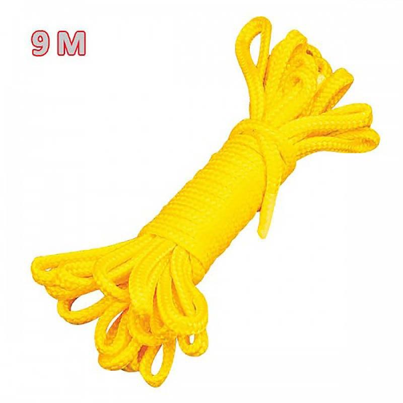Веревка для бондажа Sitabellа  – желтый, 9 м