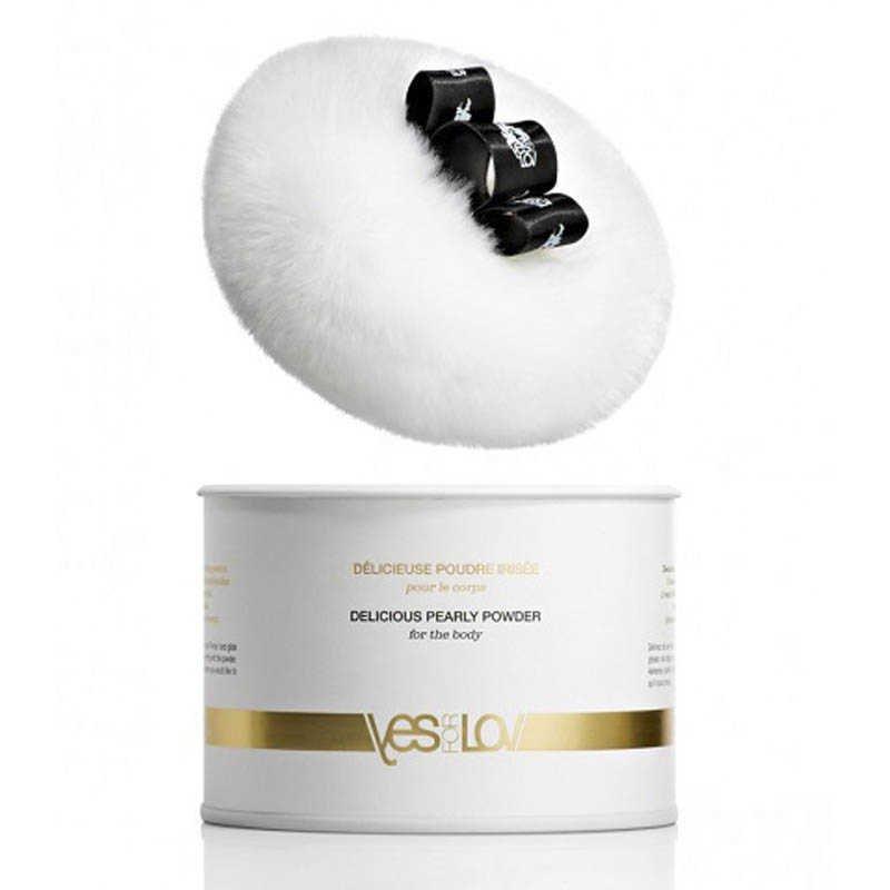 Пудра для тела YESforLOV Delicious Pearly Powder - 30 г чернила cactus cs i cl441m magenta 100ml для canon pixma mg2140 mg3140