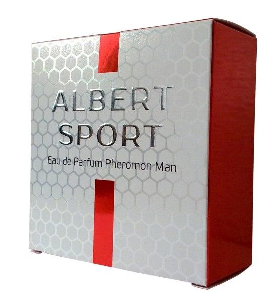 Парфюмерная вода Natural Instinct Albert Sport для мужчин
