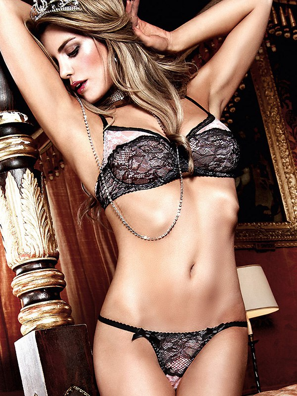 ��������� ������� Have Fun Princess � ������ ����������� � �����, M/L (Baci Lingerie, ���)