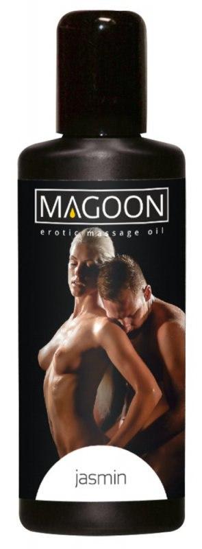 Масло массажное Magoon Jasmin с ароматом жасмина – 200 мл
