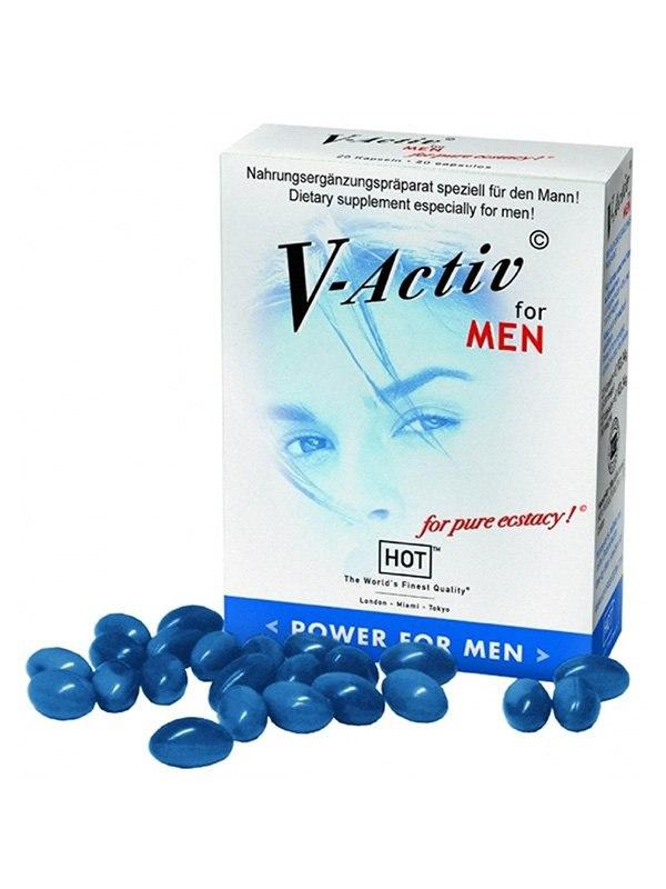Капсулы для мужчин V-Activ Caps – 20 шт