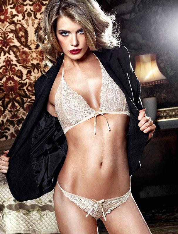 Здесь можно купить   Кружевное бикини Agent Of Love Эротические комплекты