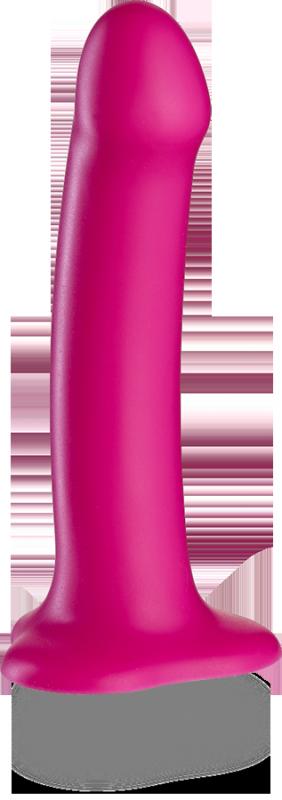 Фаллоимитатор Magnum на присоске - смородиновый