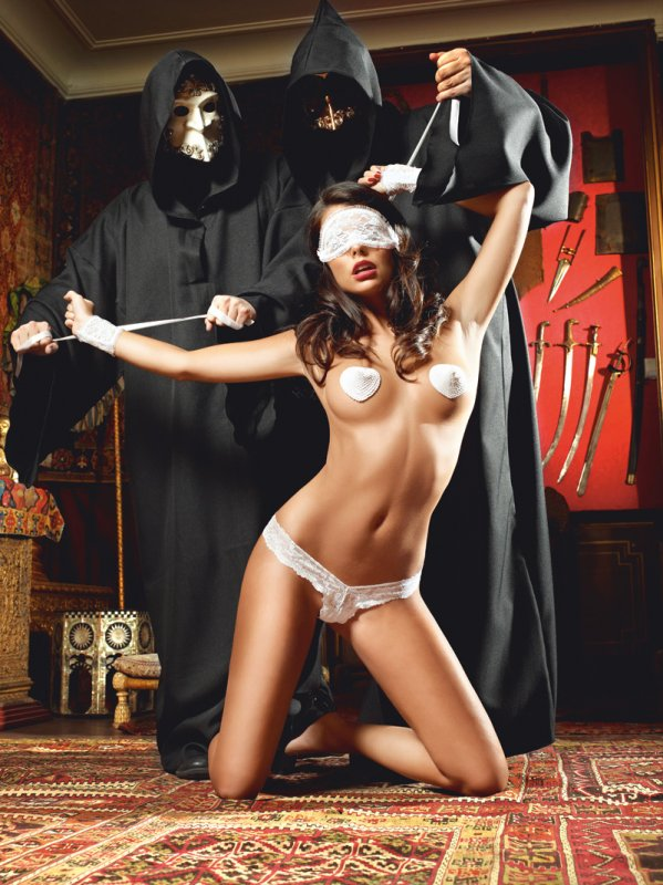 Игровой костюм Рабыня Инквизиторов от Он и Она