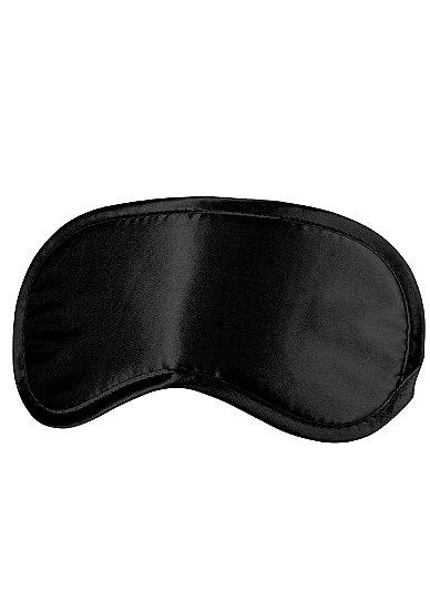 Маска на глаза закрытого типа (повязка) Soft Eyemask