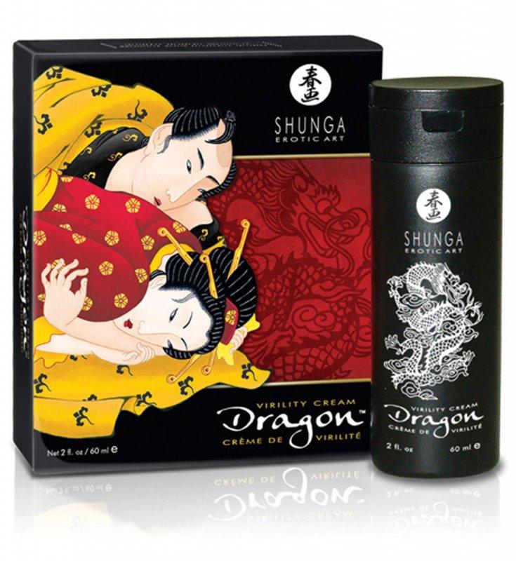 Крем для мужской силы Dragon