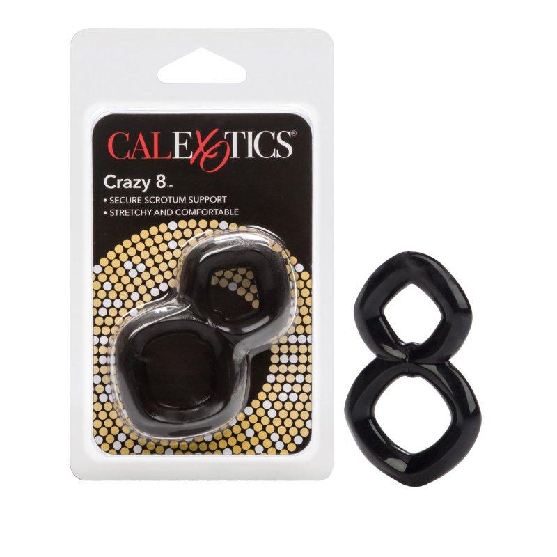 Двойное эрекционное кольцо Crazy8