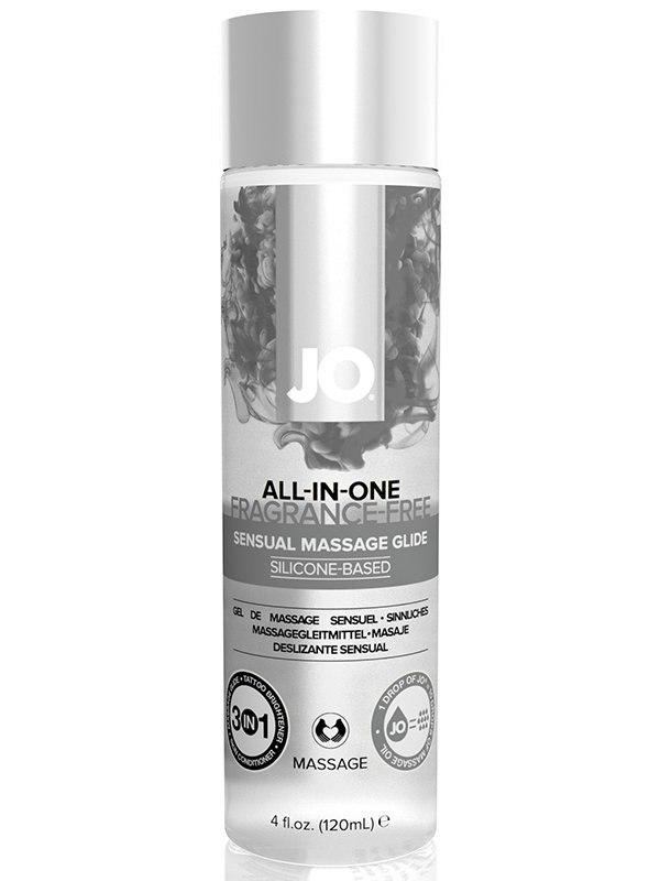 Массажное масло на силиконовой основе All-In-One Sensual нейтральное – 120 мл