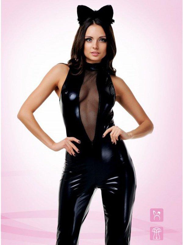 Игровой костюм Le Frivole Черная Кошка – M/L