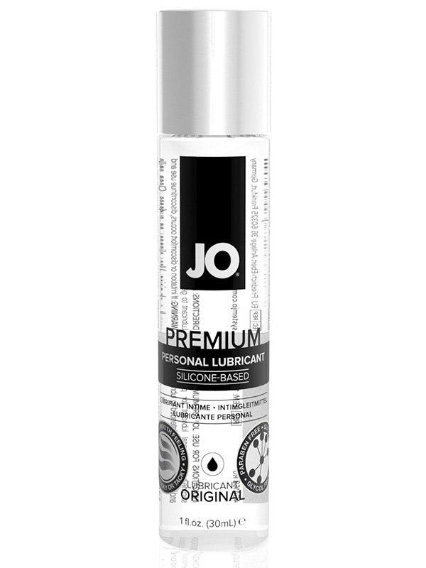 Нейтральный лубрикант JO Personal Premium - 30 мл