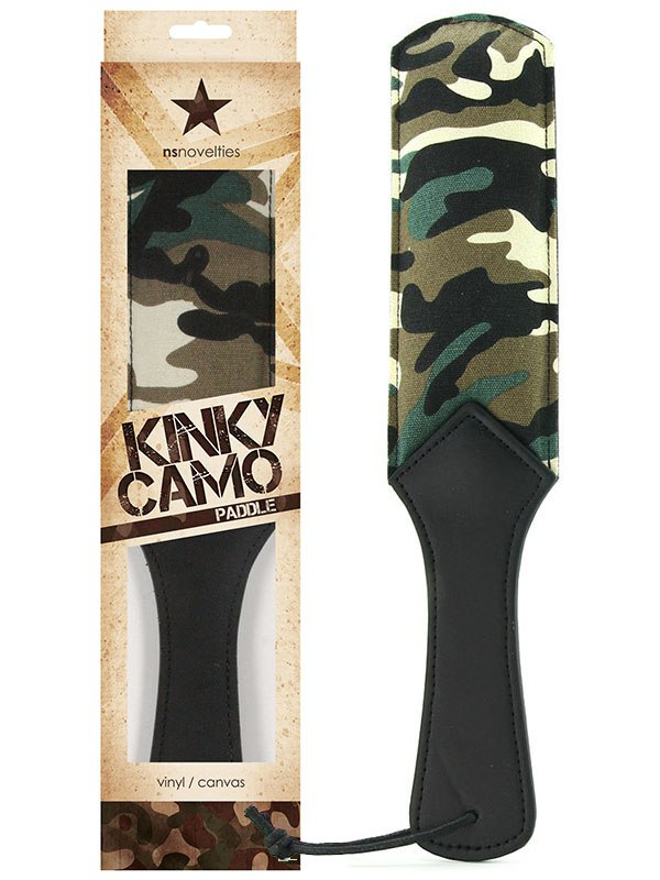 Шлепалка Kinky Camo Paddle