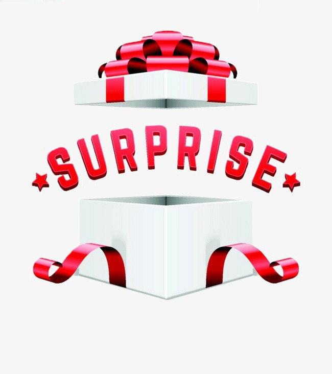 Подарок-сюрприз Starter
