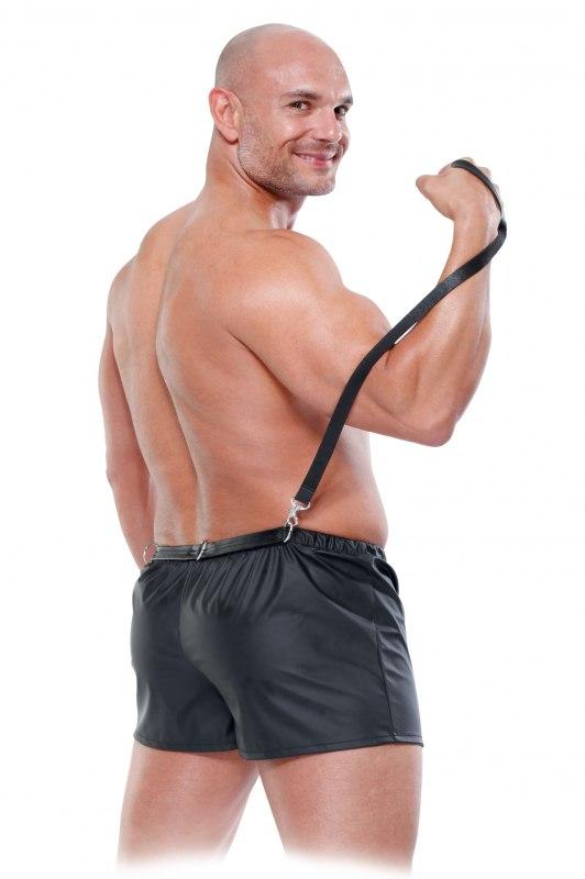 Боксеры с поводком Obedience - 2XL/3XL (Pipedream, США)