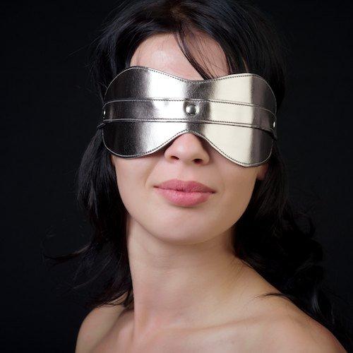 Маска на глаза Gold (СК-Визит, Россия)