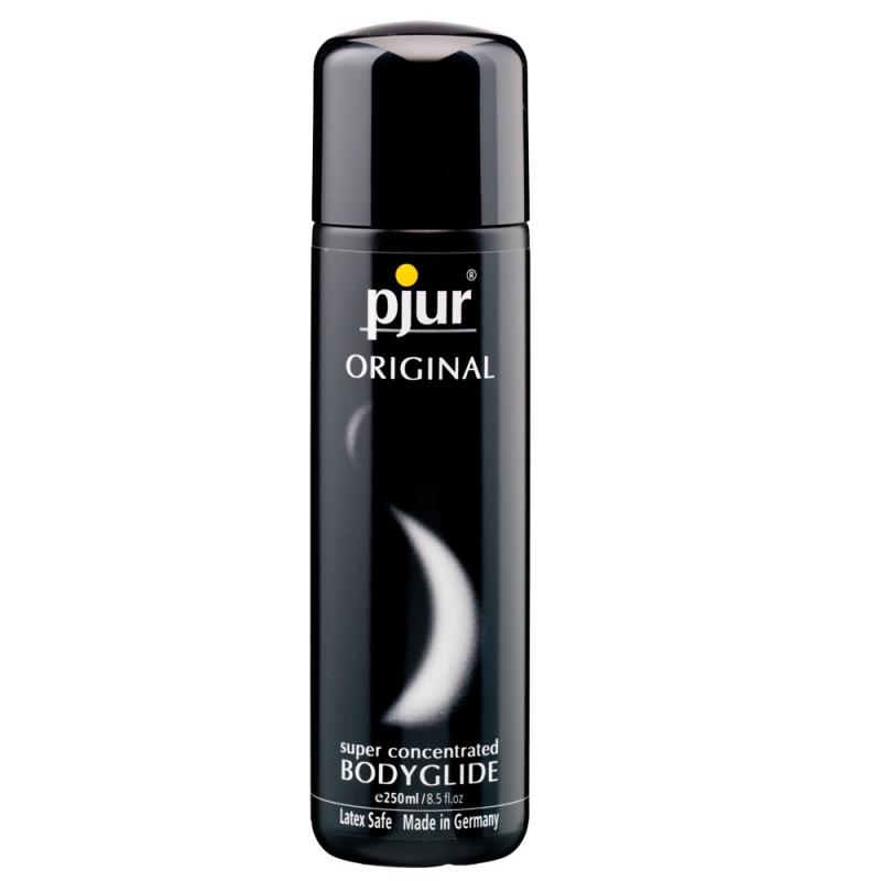 Концентрированный лубрикант Pjur® Original на силиконовой основе - 250 мл