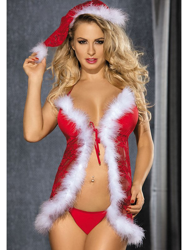 Игровой комплект Caprice Sexy Santa – L/XL