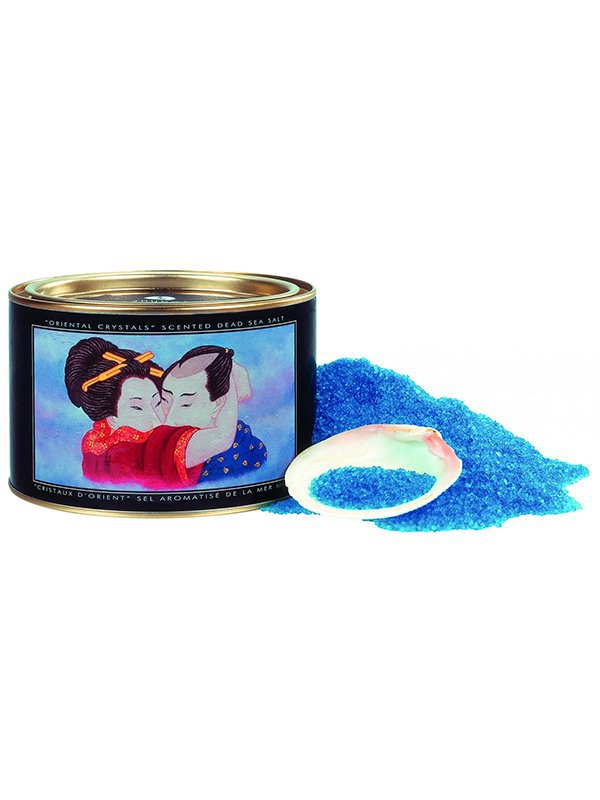 Соль Мертвого моря «Восточные кристаллы» Океанский бриз – 600 г