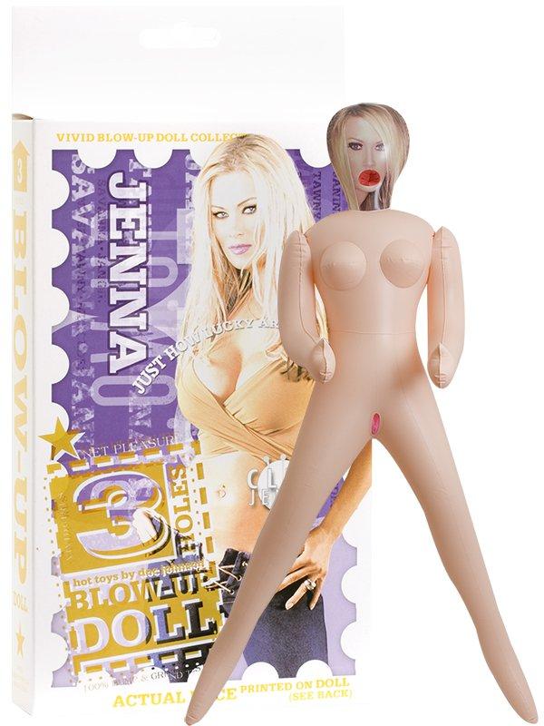 Надувная эротическая кукла Jenna от Он и Она