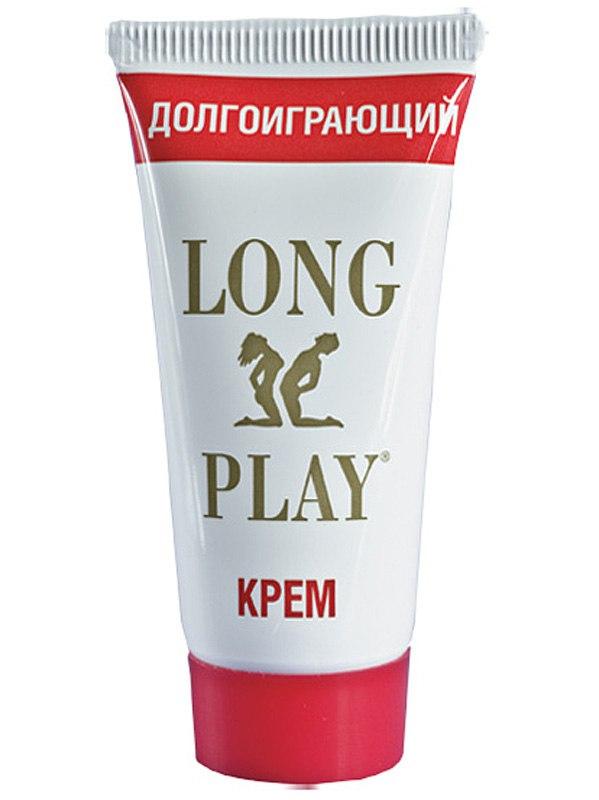 Пролонгирующий крем Long Play