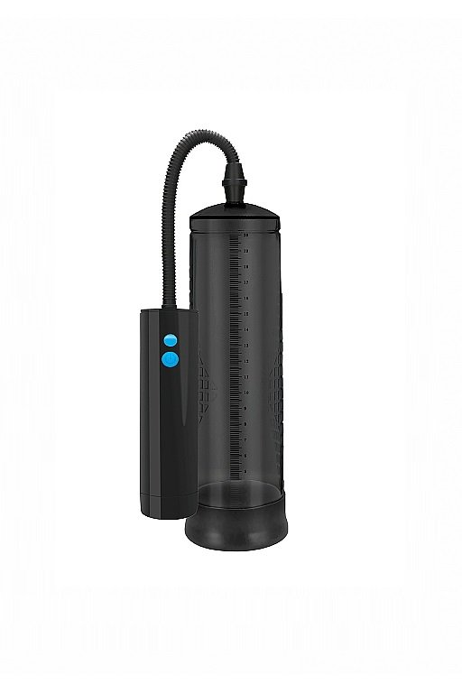 Автоматическая вакуумная помпа для мужчин Extreme Power черная
