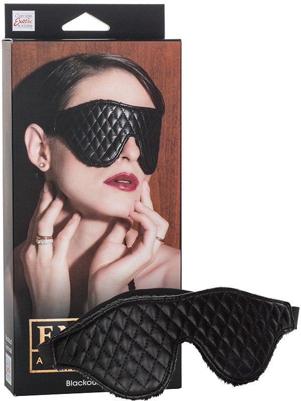 Маска Entice Blackout Eyemask
