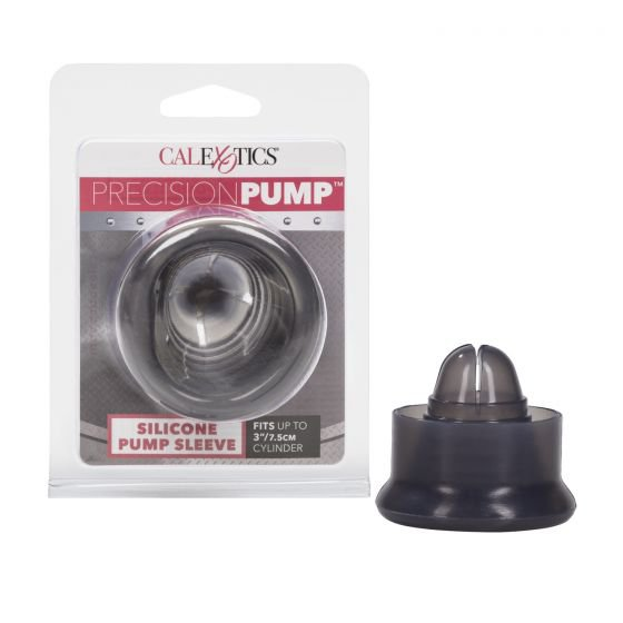цена на Precision Pump® Silicone Pump Sleeve - Дымчатый