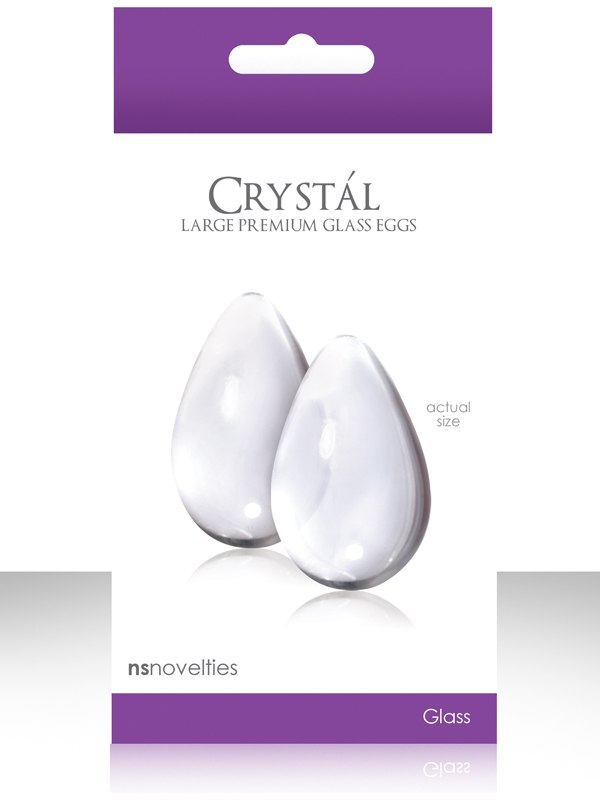 ����������� ������ ������� �� ������ Crystal Glass - Clear