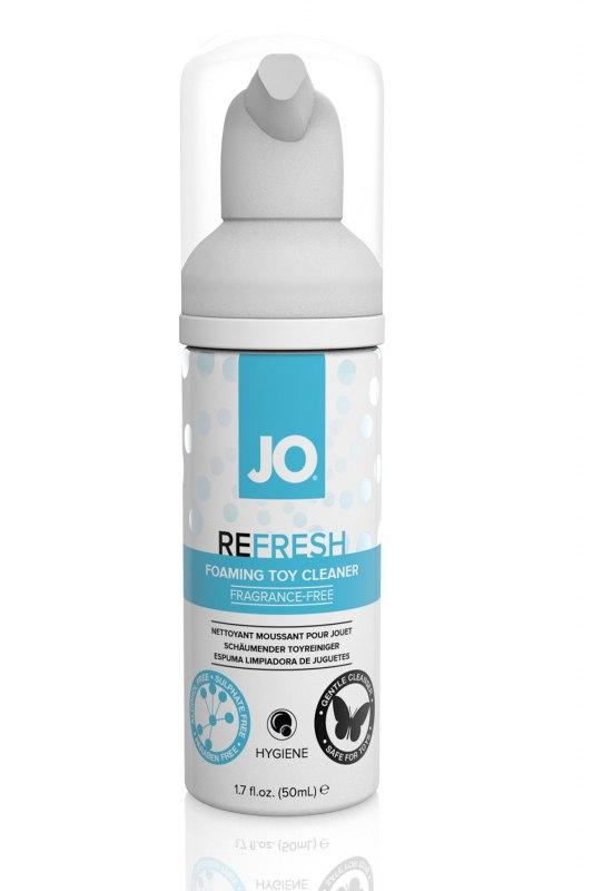 Антибактериальное очищающее средство для игрушек JO Unscented Anti-bacterial Toy Cleaner - 50 мл
