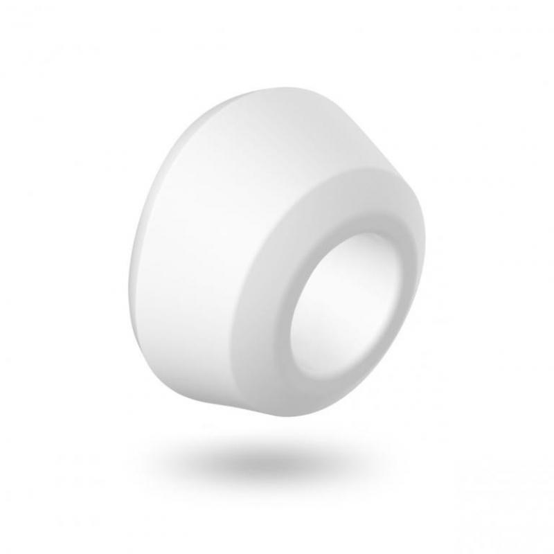 Набор сменных насадок для бесконтактного стимулятора клитора Satisfyer Pro 2 - белый