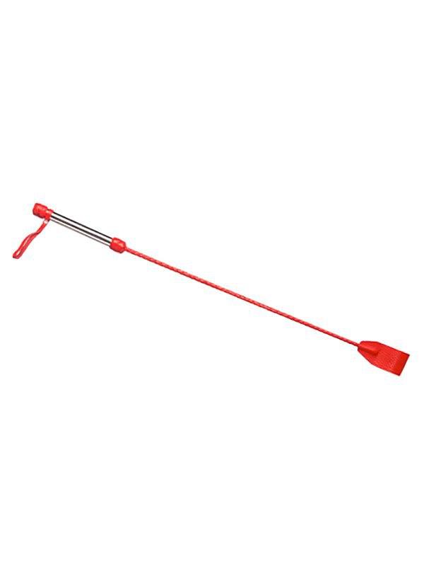 Классический стек Sitabella с металлической ручкой – красный
