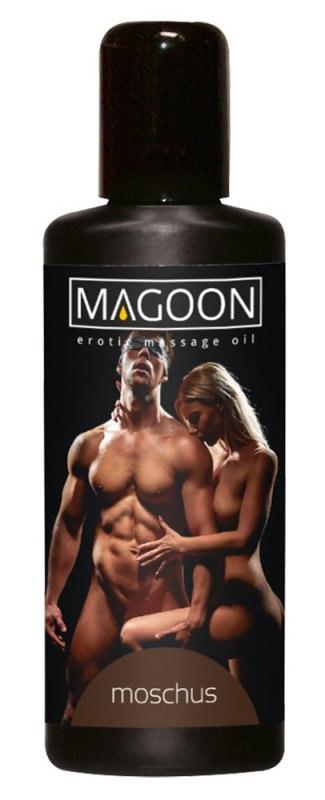 Массажное масло Magoon Muskus с ароматом мускуса – 100 мл