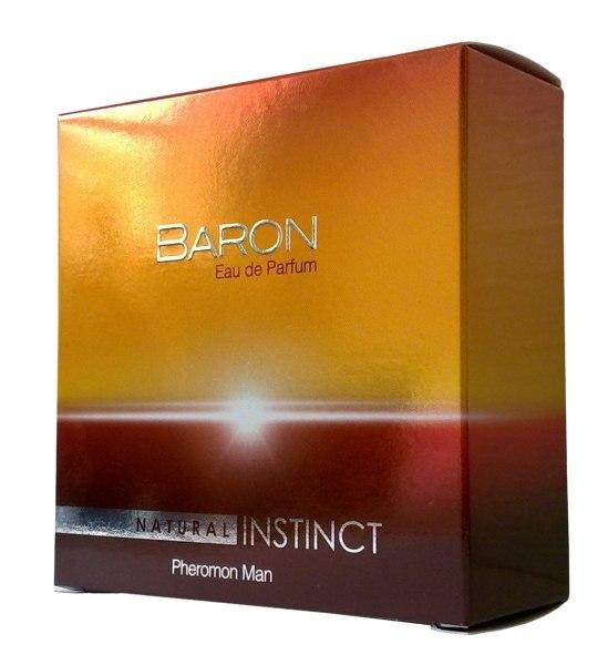 Парфюмерная вода Natural Instinct Baron для мужчин от Он и Она