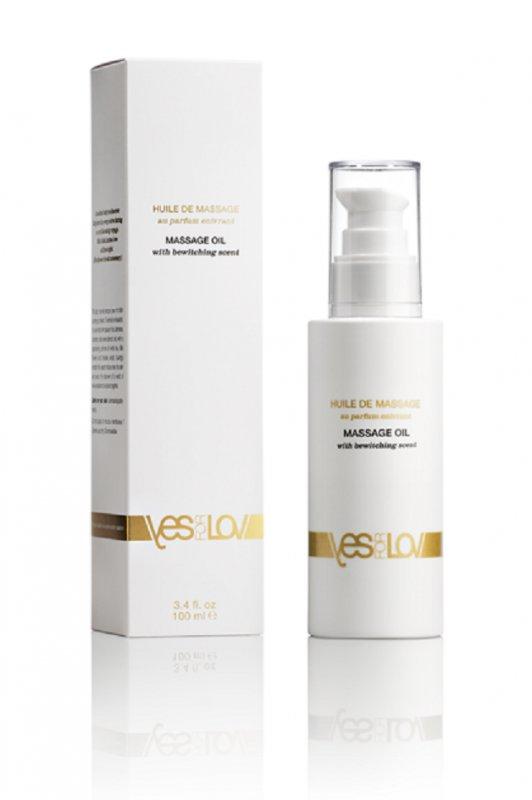 Ароматическое массажное масло Bewitching Massage Oil - 100 мл