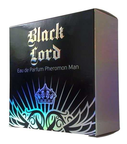 Парфюмерная вода Natural Instinct Black Lord для мужчин от Он и Она