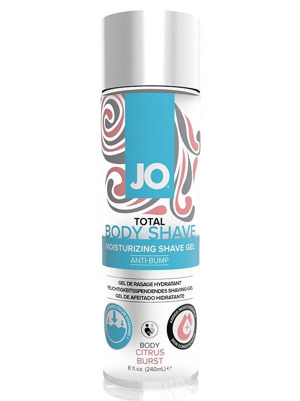 Гель для бритья и интимной гигиены JO Total Body-Anti-Bump Intimate Shaving Gel Citrus Burst - цитрус