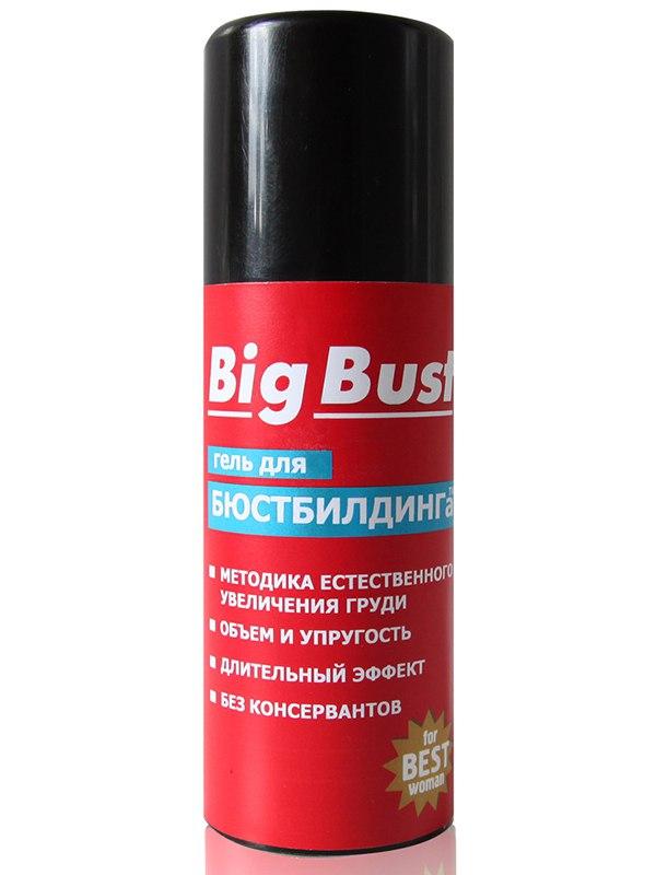 Гель для увеличения груди Big Bust  50 мл (Биоритм, Россия)