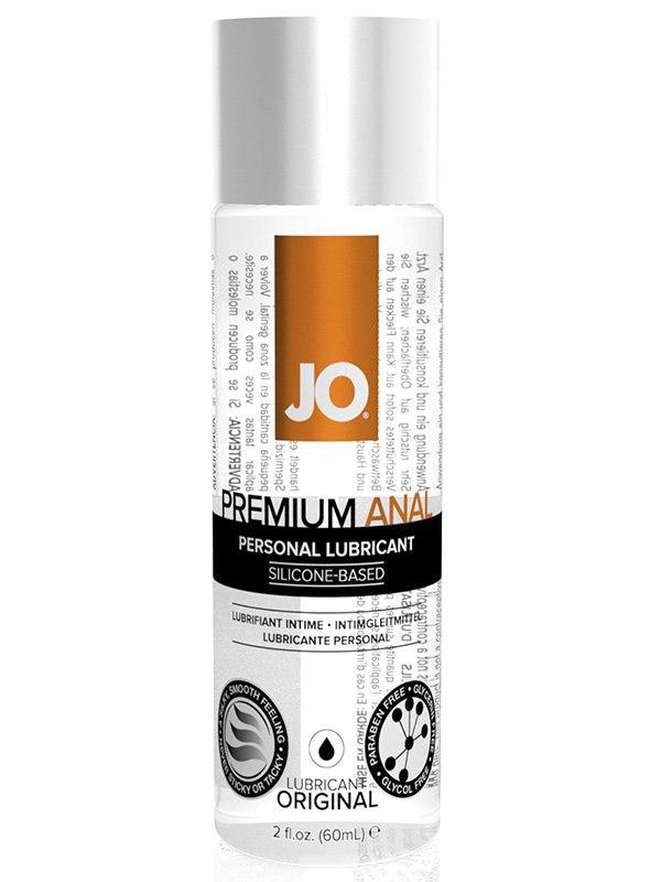 Анальный лубрикант на силиконовой основе JO Premium - 60 мл цена