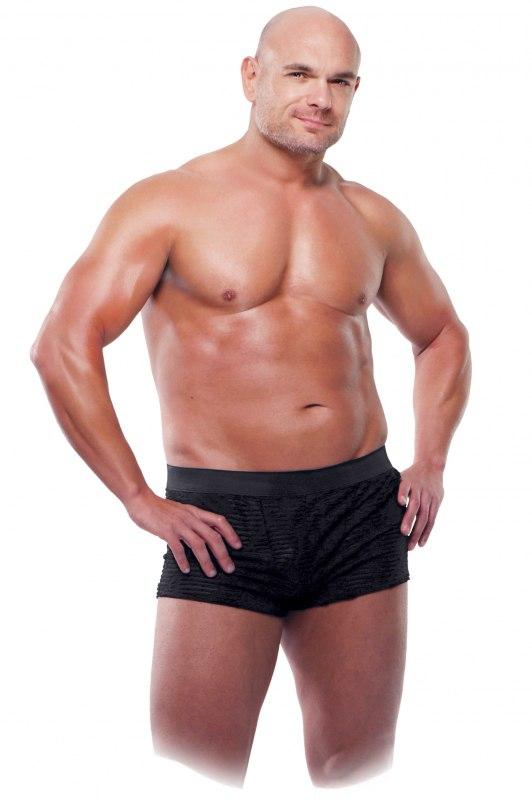 Ажурные боксеры See-Thru Boxer - L/XL