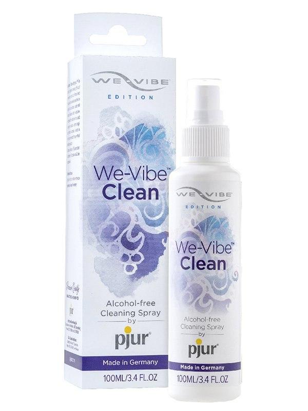 Безспиртовой очиститель для секс игрушек Pjur We-Vibe Clean – 100 мл