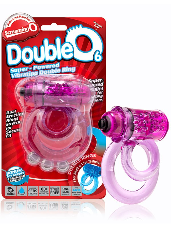 ������� ����������� Screaming O - Double O 6 �� ������������ ������� � ���������� (The Screaming O, ���)