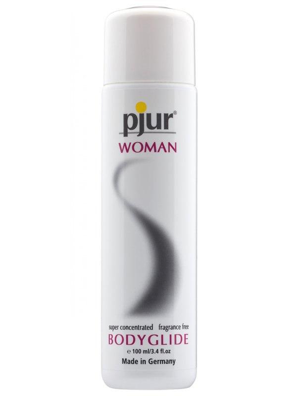 Концентрированный лубрикант для женщин на силиконовой основе Pjur Woman  100 мл (Pjur, Германия)