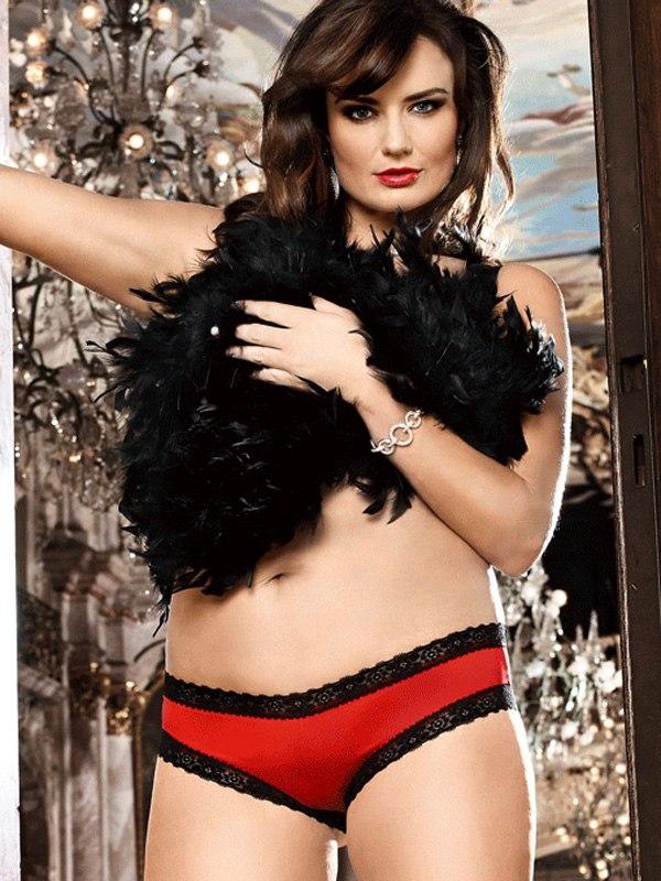 Здесь можно купить   Соблазнительные шортики Spanish Dreams - Queen Size Сексуальные трусики