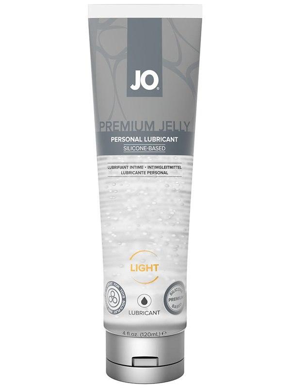 Желеобразный лубрикант легкой плотности на силиконовой основе JO Premium Jelly Light – 120 мл