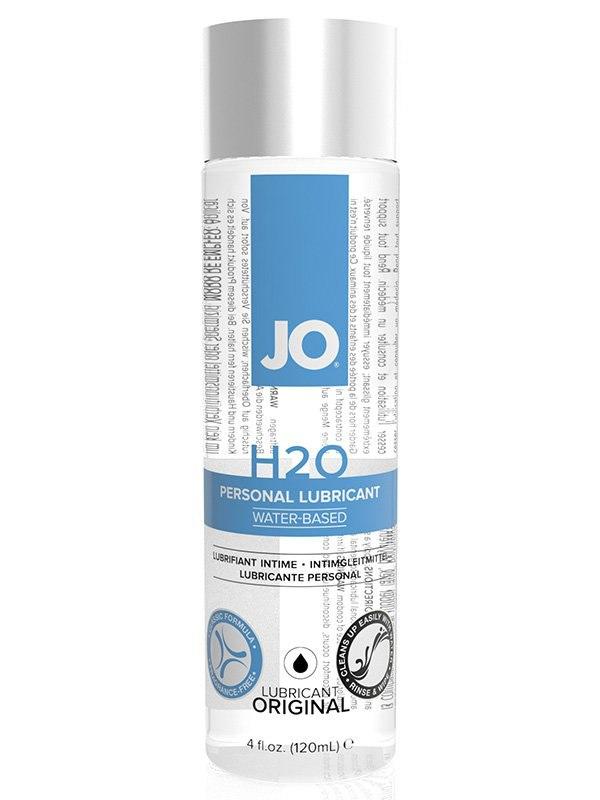 Нейтральный лубрикант JO Personal H2O - 120 мл
