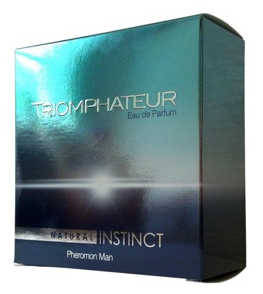 Парфюмерная вода Natural Instinct Triomphateur для мужчин от Он и Она