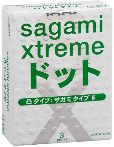 Презервативы Sagami Xtreme Form-fit - 3 шт. от Он и Она