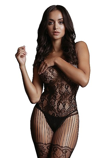 Кетсьюит (боди-комбинезон) Lace and Fishnet Bodystocking