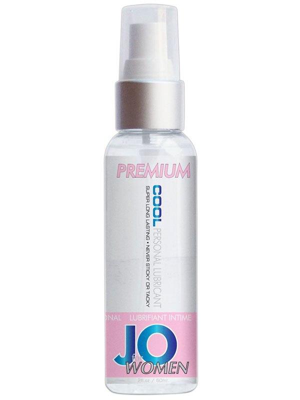 Охлаждающий лубрикант для женщин JO Premium Cool - 120 мл